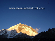 15Nights/16Days Everest base camp trek@$1375