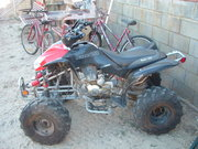 Motor cycle 250cc razor quad