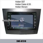Holden SST Holden Calais&SS Holden Monaro stereo radio DVD GPS TV navi
