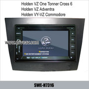 Holden VZ One Tonner Cross VZ Adventra VY VZ Commodore DVD GPS TV navi