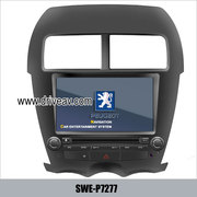 Peugeot 4008 in dash DVD player GPS navi IPOD SWE-P7277
