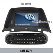 Volkswagen VW Beetle OEM stereo radio GPS navigation DVD player TV SWE