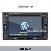 VW Volkswagen Fox OEM stereo radio Car DVD Player GPS navigation tv SW