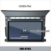 HONDA Pilot stereo radio Car DVD player TV bluetooth GPS SWE-H7103