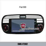 Fiat 500 factory OEM in dash radio Car DVD player bluetooth TV GPS nav