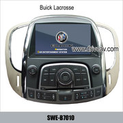 Buick Lacrosse Car DVD Player radio stereo gps navigation SWE-B7010