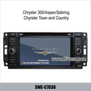 Chrysler 200 300 Aspen Sebring Chyrsler Town and Country radio DVD GPS