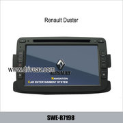 Renault Duster stereo radio car dvd player gps navigation tv bluetooth
