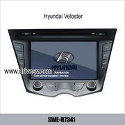 Hyundai Veloster OEM stereo radio car dvd player gps navigation IPOD T