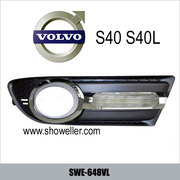 VOLVO S40 S40L DRL LED Daytime Running Light SWE-648VL