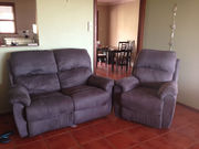 3 Piece Recliner Suite for sale