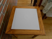 Quilting light table
