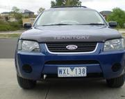 2009 FORD territory 2009 Ford Territory SR SY Auto RWD