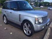 Land Rover Range Rover 8 cylinder Petr