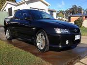 2006 HOLDEN 2006 Holden Crewman Thunder SS VZ Manual MY06 Dual