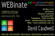 WEBinate - The Web Design Studio