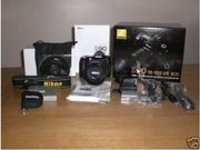 Buy New Nikon D90 Digital Camera Body Only $600